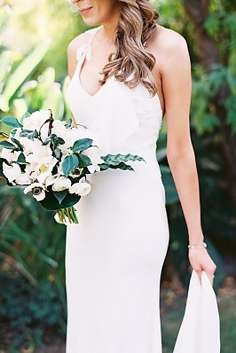 Stephanie &amp; Sean - <p>The Parker Palm Springs<br /> Palm Springs, CA</p>  <p>An organic yet sophisticated affair executed with a sentimental twist. The Bride and Groom individually welcomed guests to cocktail hour before leading everyone through the lush grounds of the Parker to exchange vows as the sun set.</p>